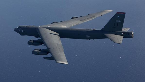 """""""전략 핵폭격기 B-52, 8월 이전에도 日자위대와 합동훈련"""""""