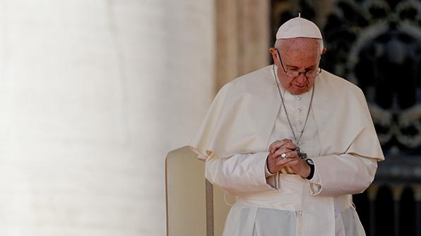 교황, 북미긴장 속 '핵 없는 세상' 위해 기도