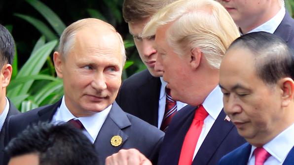"""푸틴 """"美 예루살렘 선언으로 중동평화 끝장날 수 있어"""""""