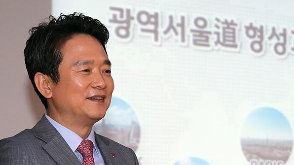 """남경필 """"경기·서울 합쳐 '서울도' 만들자""""…5대 초광역권 제시"""