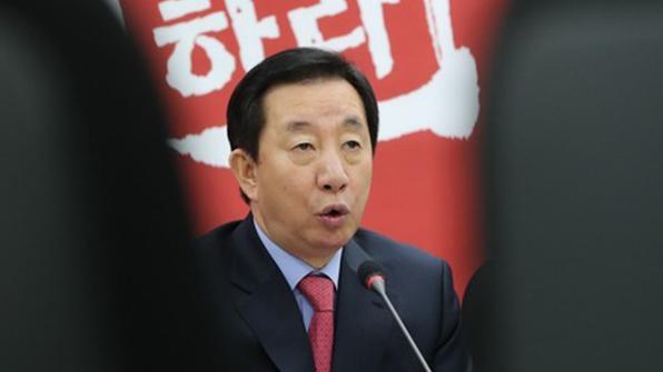 """김성태, """"文대통령 방중…역대급 망신 역대급 굴욕"""""""