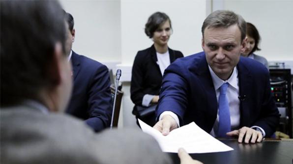 푸틴 정적 나발니, 대선출마 위해 법정 투쟁 계속