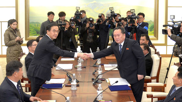 北, '예술단 파견' 실무접촉 15일 제의…현송월 대표단에 포함