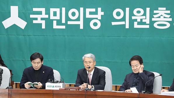"""국민의당, 北 예술단 우선협의 제의에 """"이중적 행태 용납못해"""""""