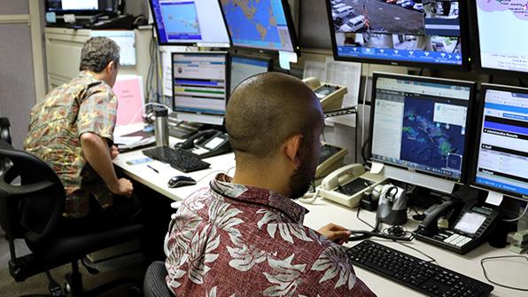 美미사일 대처능력 의문…'하와이 오(誤)경보'에 백악관도 비상