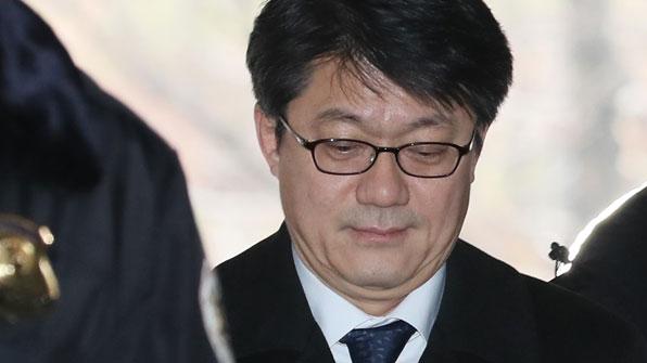 """'국정원 불법자금 수수 의혹' 김진모 구속…""""혐의 소명"""""""