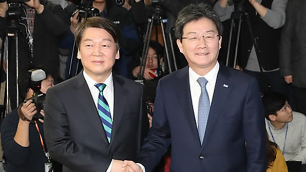 """한국당 """"安·劉 결합, 생존 위한 피난처…오래 못 갈 것"""""""