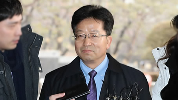 검찰, 민간인사찰 '입막음' 장석명 소환…5천만 원 출처·윗선 추궁