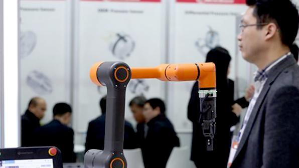 사람과 협동로봇 공동작업…정보보호인증제 통합