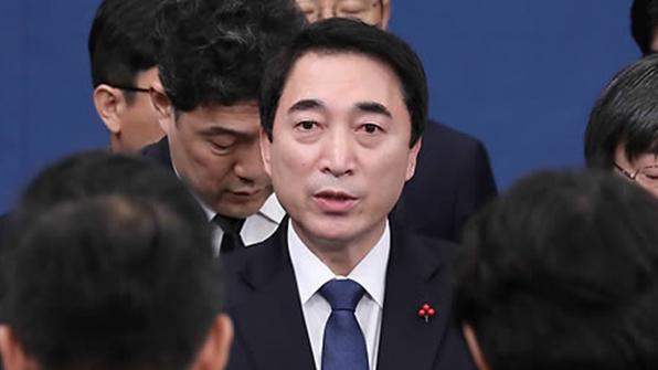 박수현 靑 대변인 사의 표명…충남지사 선거 출마