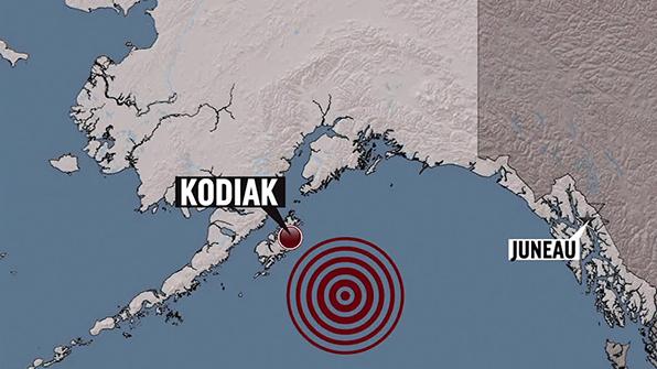 알래스카 규모 7.9 강진…미 서부전역 쓰나미 경보내렸다 해제