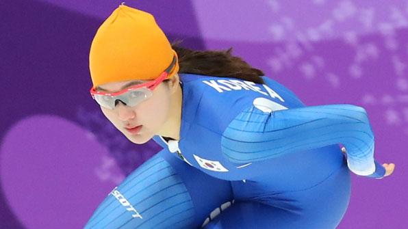 [평창올림픽 LIVE] 여자 스피드스케이팅 1000m 결승