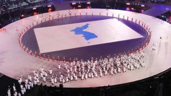 """北 """"독도 표기없는 통일기 채택 IOC 결정에 개탄"""""""