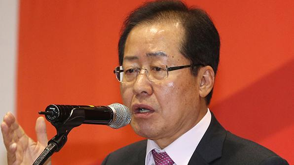 """홍준표 """"한국은 어둠의 시간…사법부 좌편향에 민중재판 일상화"""""""