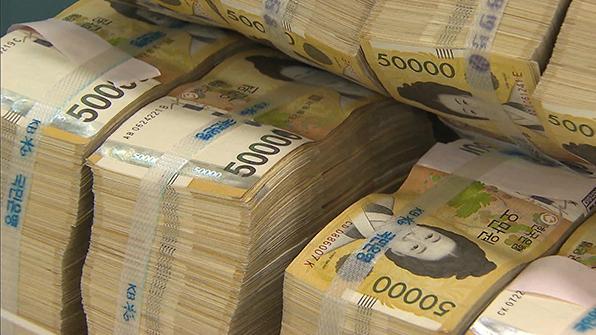 지난해 상속·증여세 수입 26.8%↑…역대 최고