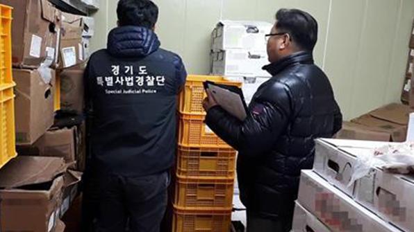 수입 고기를 국산으로…'무한리필' 업소 15곳 적발