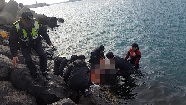 서귀포 화순항에서 실종된 60대 여객선 승무원, 인근 해상에서 숨진 채 발견