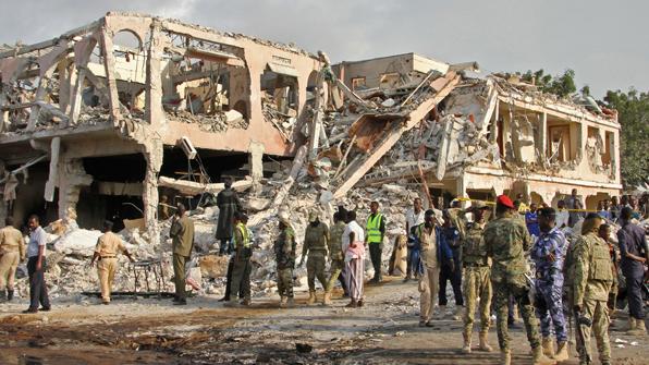 소말리아서 또 차량 폭탄테러…최소 38명 숨져