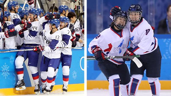 한국 아이스하키 세계랭킹 남자 18위·여자 17위…10위권 진입