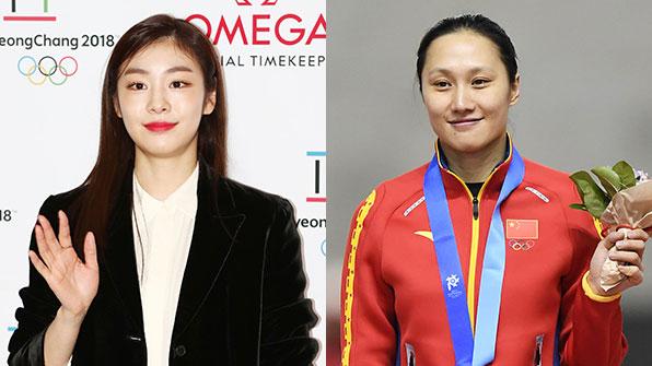 [취재후] IOC 새 선수위원, 김연아 대신 中 장홍…스포츠 외교력의 현실?