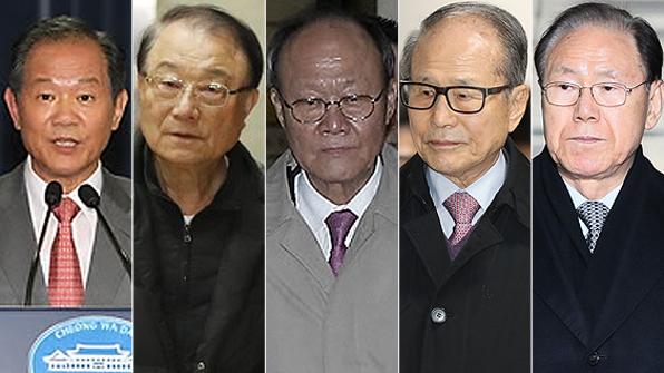 [단독] MB 불법 자금 통로는 '5인방' 비밀 후원 모임