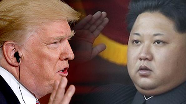 "CNN ""김정은 '트럼프 만나자' 초청의사 친서 보내"""