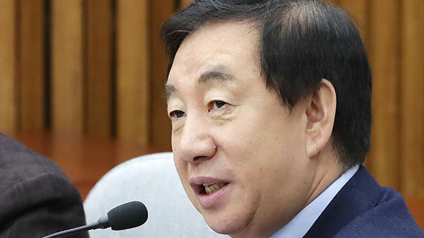 """김성태 """"북미 만남 전적으로 환영…협상 예의주시"""""""