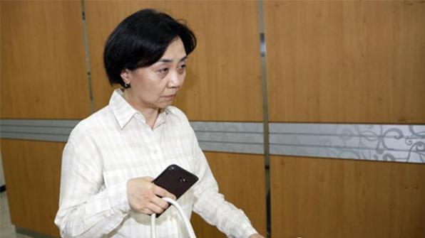 '박현정 성추행' 무고 혐의 서울시향 직원 기소
