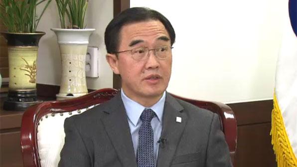 """조명균 장관 """"남북관계 개선따라 한미훈련 조정 협의될 수 있을 것"""""""