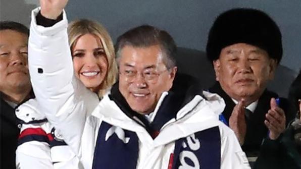 文 대통령, 평창패럴림픽 스키 관람…남북 선수 출전