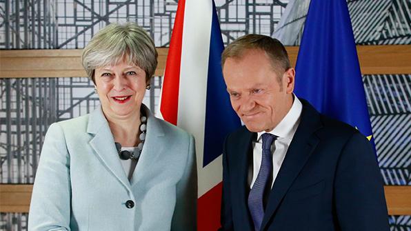 EU 떠나는 영국, 2064년까지 EU분담금 55조 정산한다