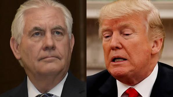 """美 언론 """"트럼프의 틸러슨 경질 가장 큰 이유는 북한"""""""