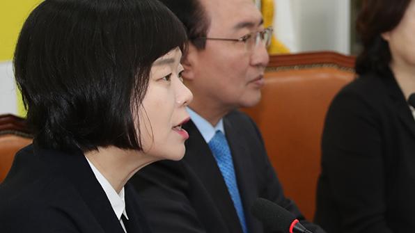 """이정미 """"호남서 구태정치 심판할 것""""…선거연대 선긋기"""
