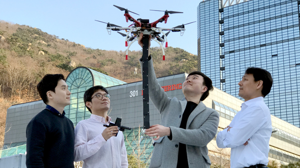 '접었다 폈다'…서울대 연구팀, 가제트 로봇 팔 개발
