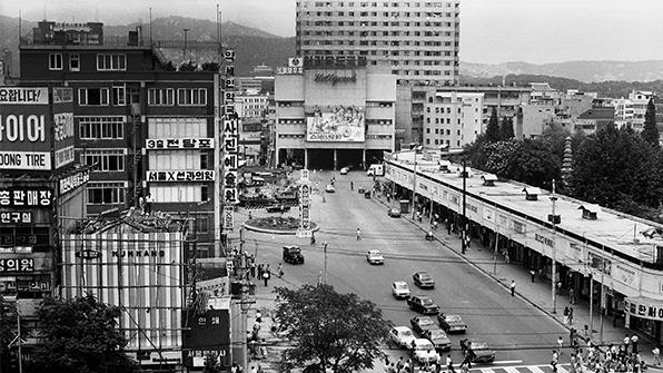 판자촌에서 현대 도시로…서울 도심 40년 변천사
