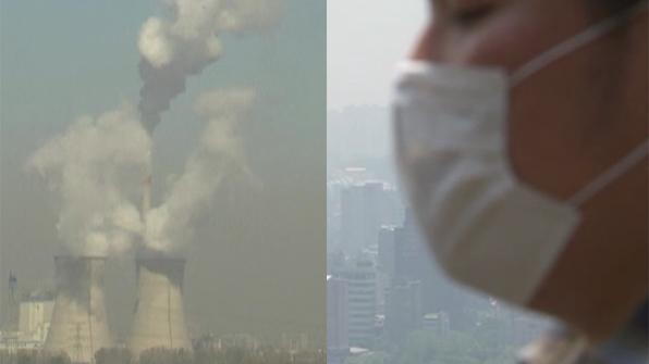 공장 이전 의심받는 중국 산둥성, 미세먼지 확인해보니