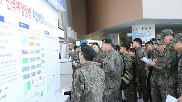 '구직 청원 휴가'·'군사 기술로 창업'…청년장병 취업·창업 돕는다