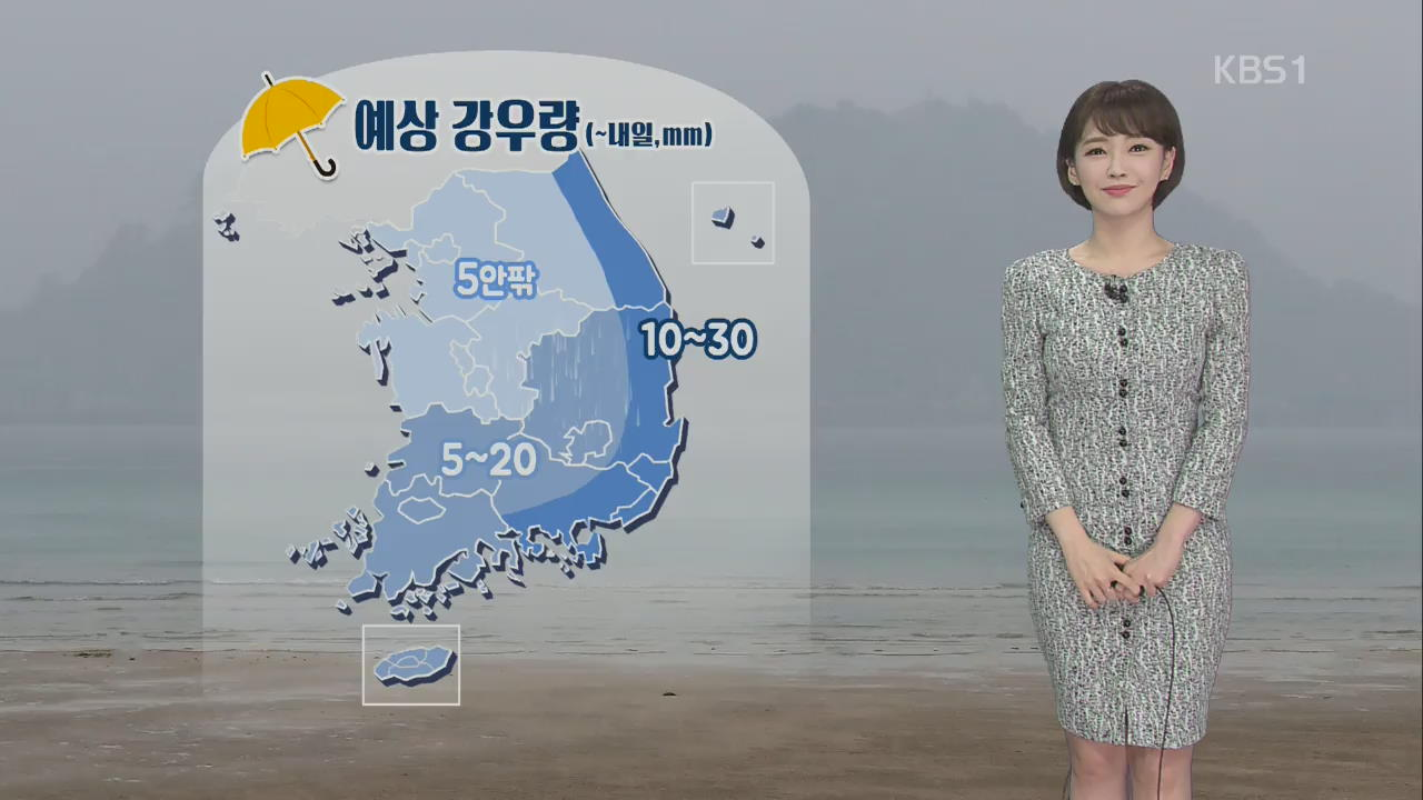 '춘분'인데 강풍에 꽃샘추위 기승…충청·전북 등 대설특보