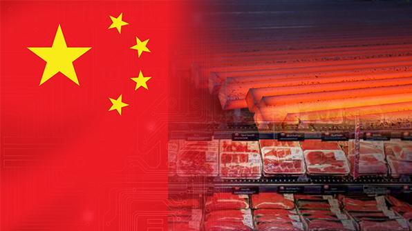 중국, 30억 달러 규모 미국산 철강·돈육 등에 '보복 관세'