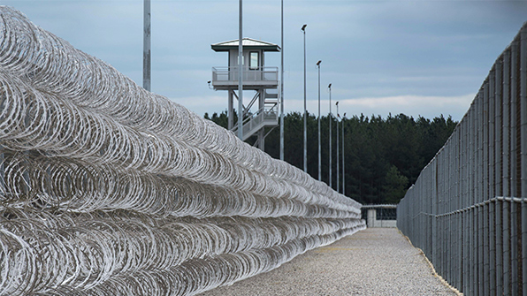 미 교도소서 재소자 간 폭력사태…7명 사망, 17명 부상
