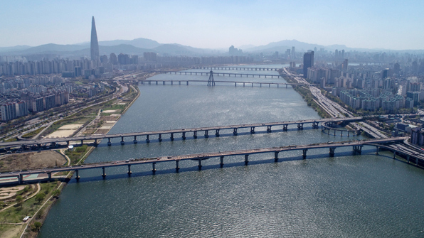 전국 대체로 맑지만, 수도권과 충청권 초미세먼지 '나쁨'