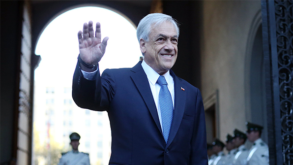 칠레 대통령, 학생시위 직면하자 무상 기술교육 강화법안 제출