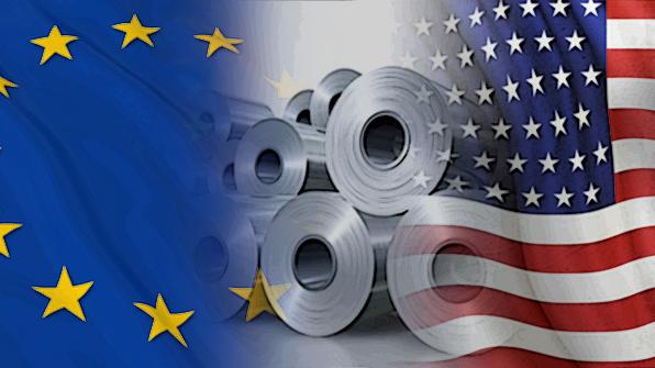 EU, 美에 철강·알루미늄 고율관세 보상 요구