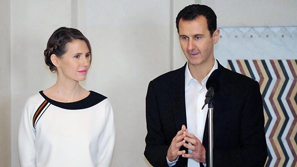 """""""시리아 아이들 죽어가는데 아사드 자녀들은 흑해서 휴가"""""""