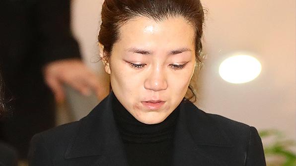 """""""얼굴에 음료 뿌려""""…경찰, 조현민 정식수사 전환·출국 정지 신청"""