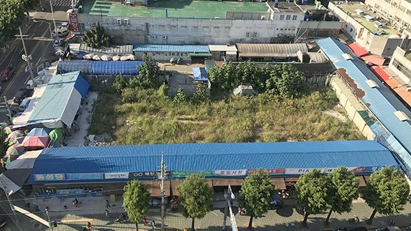 성남 중앙시장 재건축…내년 말 공설시장 변신