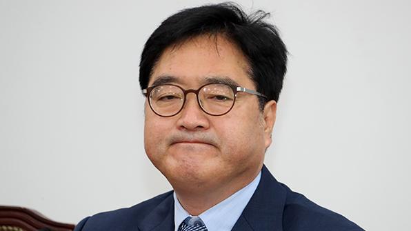 """우원식 """"23일까지 국민투표법 개정 안 되면 6월 개헌 무산"""""""