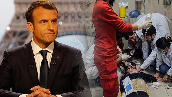 프랑스, 시리아 활동 구호단체들에 5천만 유로 공여