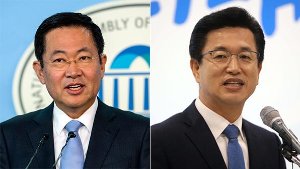 민주 인천시장 박남춘 후보·대전시장 허태정 후보 확정