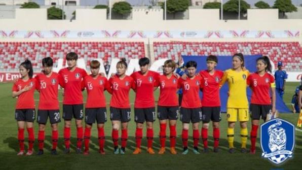 여자축구, 필리핀 5-0 제압…2연속 월드컵 본선행